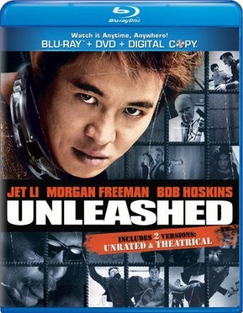 Unleashed Digital Copy Download Code UV Ultra Violet VUDU HD HDX