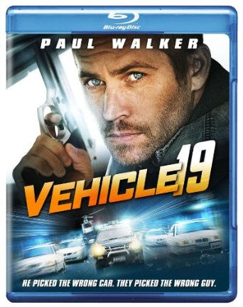 Vehicle 19 Digital Copy Download Code UV Ultra Violet VUDU HD HDX