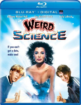 Weird Science Digital Copy Download Code iTunes HD