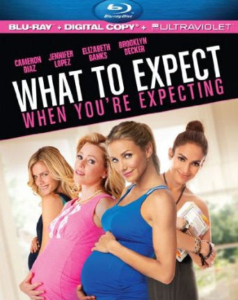 What To Expect When You're Expecting Digital Copy Download Code iTunes HD