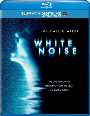 White Noise Digital Copy Download Code UV Ultra Violet VUDU HD HDX