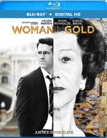 Woman In Gold Digital Copy Download Code UV Ultra Violet VUDU HD HDX