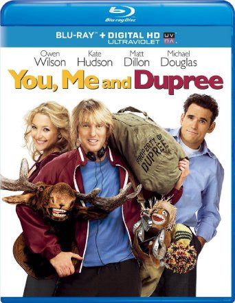 You, Me and Dupree Digital Copy Download Code UV Ultra Violet VUDU HD HDX