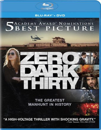 Zero Dark Thirty Copy Download Code UV Ultra Violet VUDU iTunes HD HDX