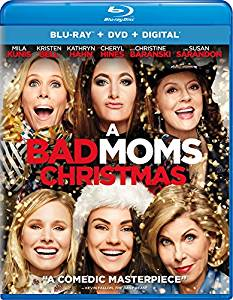 Bad Moms Christmas Digital Copy Download Code iTunes HD