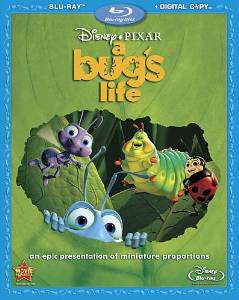 A Bug's Life Digital Copy Download Code Disney XML