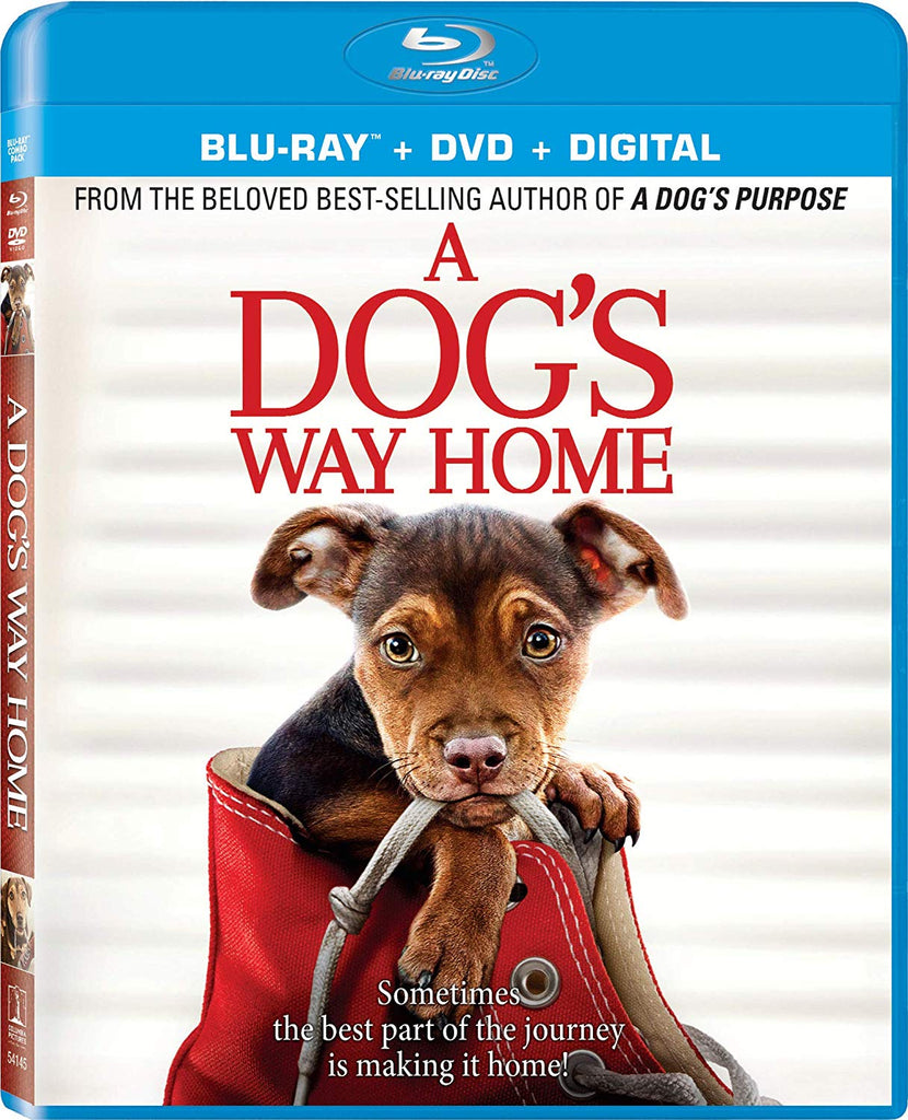 A Dog's Way Home Digital Copy Download Code MA Vudu iTunes HD HDX