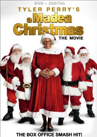 A Madea Christmas Digital Copy Download Code UV Ultra Violet VUDU SD