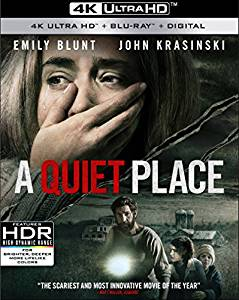 A Quiet Place Digital Copy Download Code 4K