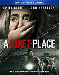 A Quiet Place Digital Copy Download Code iTunes HD 4K