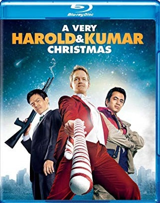 A Very Harold And Kumar Christmas Digital Copy Download Code UV Ultra Violet iTunes HD HDX