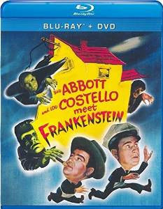 Abbott and Costello Meet Frankenstein Digital Copy Download Code UV Ultra Violet VUDU HD HDX