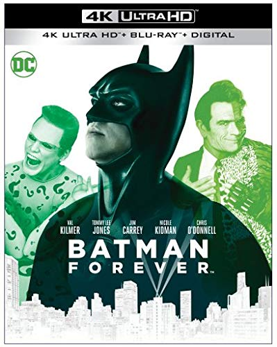 Batman Forever Digital Copy Download Code MA VUDU iTunes 4K