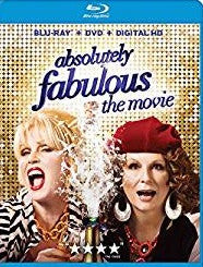 Absolutely Fabulous Digital Copy Download Code UV Ultra Violet VUDU iTunes HD HDX
