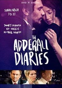 Adderall Diaries Digital Copy Download Code UV Ultra Violet VUDU SD