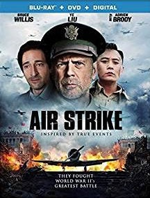 Air Strike Digital Copy Download Code VUDU HD HDX