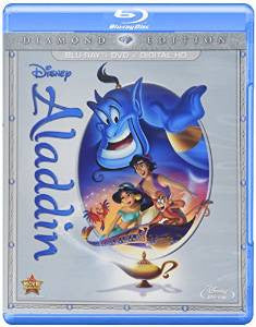 Aladdin 1992 Digital Copy Download Code Disney Google Play HD