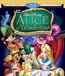 Alice in Wonderland (1951) Digital Copy Download Code Disney Movies Anywhere VUDU iTunes HD HDX
