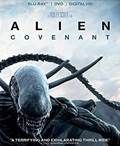 Alien Covenant Digital Copy Download Code MA VUDU iTunes HD HDX