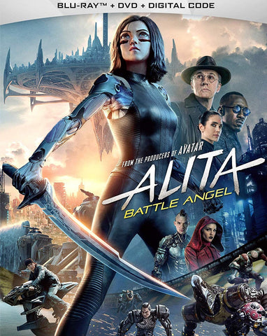 Alita Battle Angel Digital Copy Download Code MA VUDU iTunes HD HDX