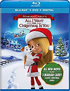 All I Want for Christmas is You Digital Copy Download Code iTunes HD