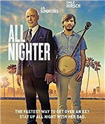 All Nighter Digital Copy Download Code Ultra Violet UV VUDU HD HDX