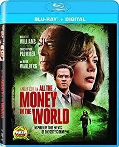 All the Money in the World Digital Copy Download Code MA VUDU iTunes HD HDX