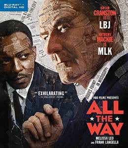All the Way Digital Copy Download Code iTunes HD