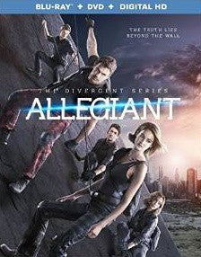Divergent Series: Allegiant Digital Copy Download Code iTunes HD 4K