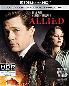 Allied Digital Copy Download Code 4K