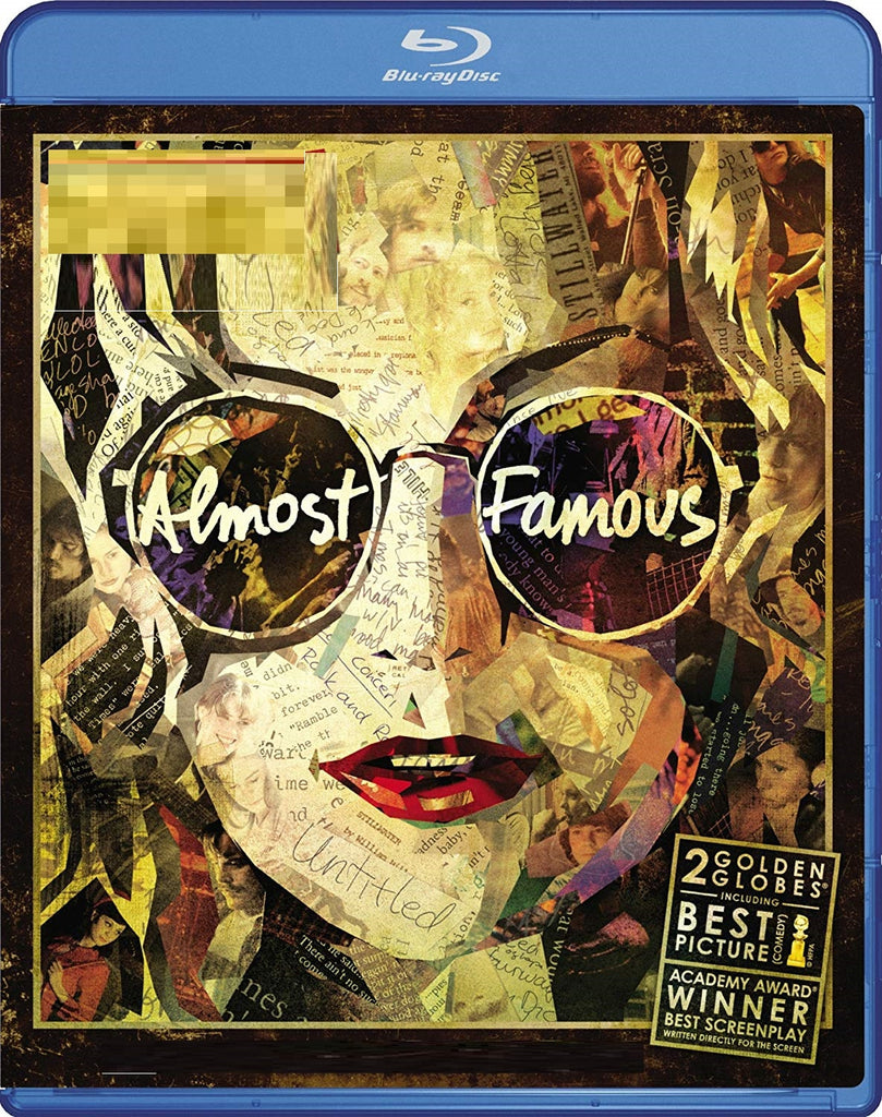 Almost Famous Digital Copy Download Code Vudu HD HDX