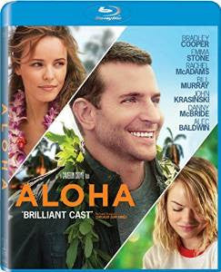 Aloha Digital Copy Download Code UV Ultra Violet VUDU iTunes HD HDX