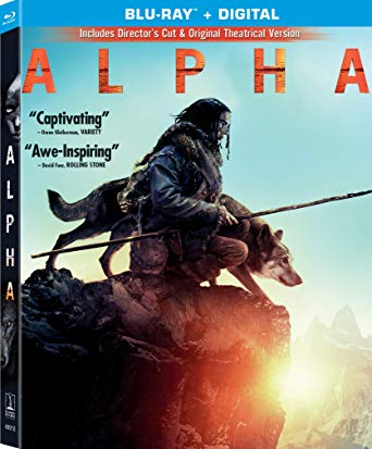 Alpha (2018) Digital Copy Download Code iTunes HD