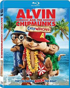 Alvin and the Chipmunks 3 Chipwrecked Digital Copy Download Code UV Ultra Violet VUDU HD HDX