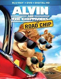 Alvin and the Chipmunk 4 The Road Chip Digital Copy Download Code UV Ultra Violet VUDU HD HDX