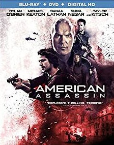 American Assassin Digital Copy Download Code Ultra Violet UV VUDU iTunes HD HDX