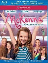 American Girl McKenna Shoots for the Stars Digital Copy Download Code iTunes HD