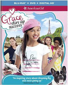 American Girl Grace Stirs Up Success Digital Copy Download Code iTunes HD