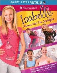 American Girl Isabelle Dances into the Spotlight Digital Copy Download Code UV Ultra Violet VUDU HD HDX