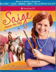 American Girl Saige Paints the Sky Digital Copy Download Code iTunes HD