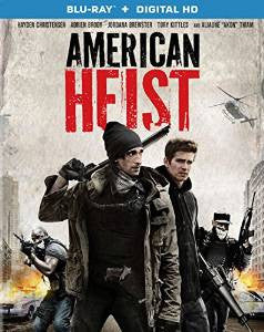 American Heist Digital Copy Download Code UV Ultra Violet VUDU HD HDX