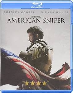 American Sniper Digital Copy Download Code UV Ultra Violet VUDU iTunes HD HDX