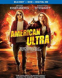 American Ultra Digital Copy Download Code iTunes HD