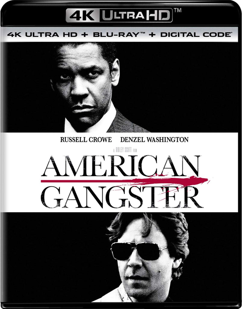 American Gangster Unrated Extended Cut Digital Copy Download Code MA Vudu iTunes 4K