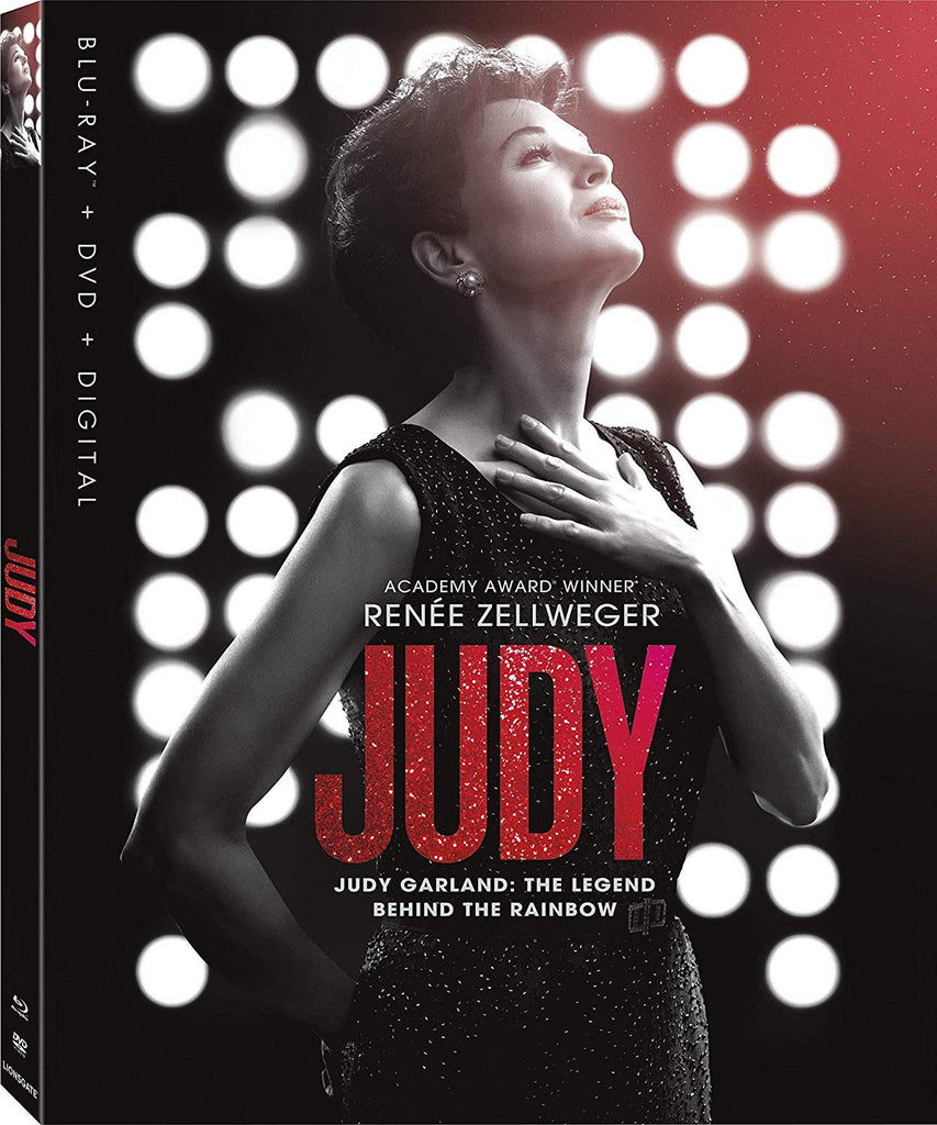 Judy Digital Copy Download Code VUDU or iTunes HDX