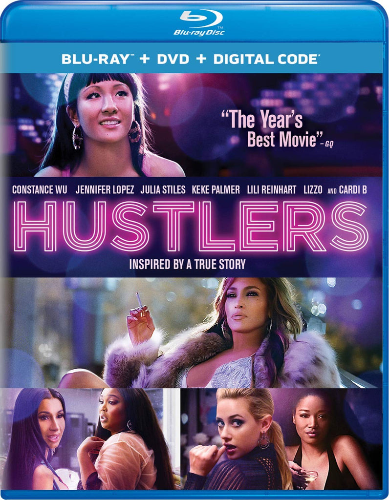 Hustlers Digital Copy Download Code iTunes 4K