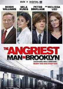 Angriest Man in Brooklyn Digital Copy Download Code UV Ultra Violet VUDU SD