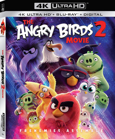 Angry Birds Movie 2 Digital Copy Download Code MA Vudu iTunes 4K