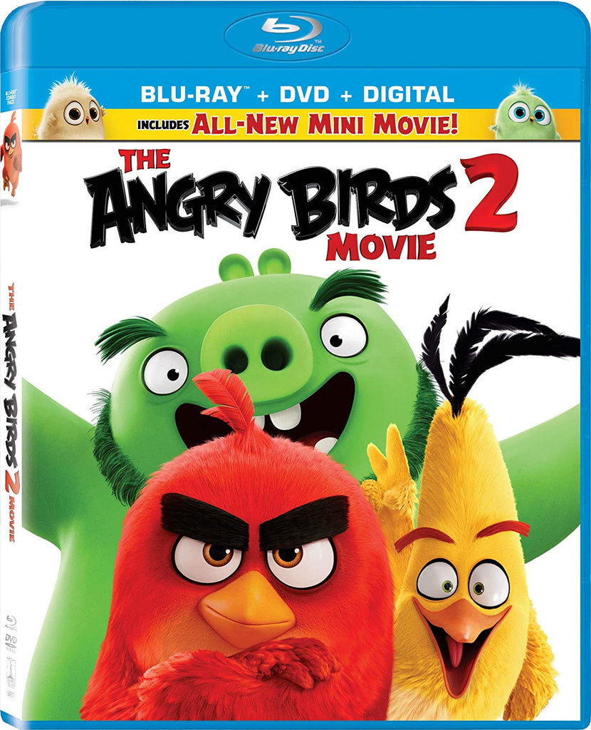 Angry Birds Movie 2 Digital Copy Download Code MA Vudu iTunes HD HDX