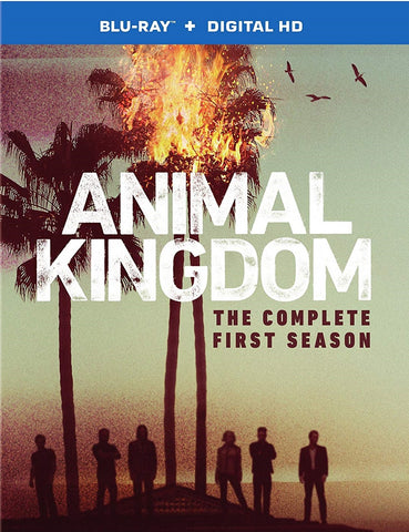 Animal Kingdom Season 1 Digital Copy Download Code Vudu HD HDX